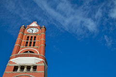 Port Townsend City Hall Tower Stock Photography