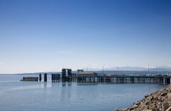 Port Townsend Ferry Stock Image