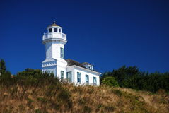 Port Townsend Lighthouse. Royalty Free Stock Photos