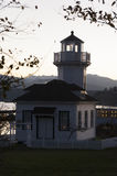 Port Townsend Lighthouse Royalty Free Stock Image