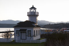 Port Townsend Lighthouse Stock Photography