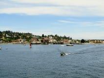 Port Townsend, Olympic Peninsula, WA, USA royalty free stock image