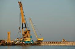 port transportowy Zdjęcie Stock