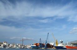 Port of Trapani Royalty Free Stock Photo