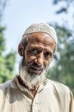 Port tribal musulman d'homme Images stock