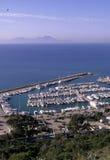 port tunisia Royaltyfri Foto