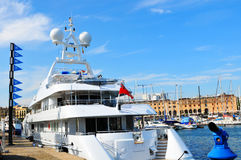 Port Vell, Barcelona Royalty Free Stock Images