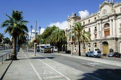 Port Vell in Barcelona Stock Photo