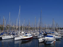 Port Vell, Barcelone Image stock