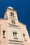 Port Vendres church Stock Image