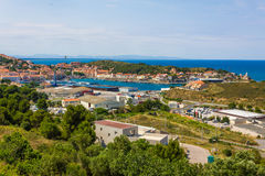 Port-Vendres Royalty Free Stock Images