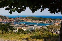 Port-Vendres Stock Photo