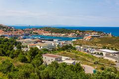 Port-Vendres Stock Images