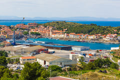 Port-Vendres Royalty Free Stock Photo