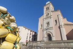 Port Vendres,Occitanie,France. Stock Photo
