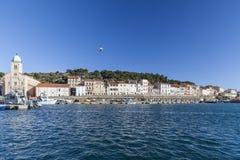 Port Vendres,Occitanie,France. Royalty Free Stock Photos
