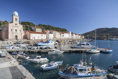 Port Vendres,Occitanie,France. Royalty Free Stock Images