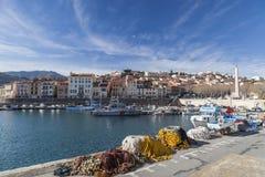 Port Vendres,Occitanie,France. Stock Images