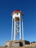 Port-Vendresleuchtturm stockbild