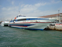 Port of Venice Stock Image