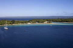 Port Vila Fotografia Royalty Free