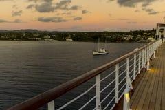 Port Vila, Vanuatu Stock Afbeelding