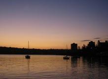 Port viril Photographie stock libre de droits