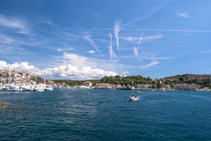 Port Vrsar photos stock