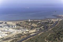port w Agadir Zdjęcia Royalty Free