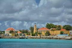 Port w Bonaire Obraz Stock