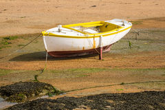 Port w Brittany Fotografia Royalty Free