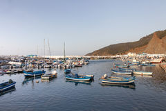 Port w grodzkim Mdiq Obraz Royalty Free