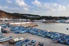 Port w grodzkim Mdiq Fotografia Stock