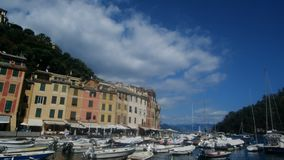 Port w Portofino zbiory