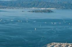 port Wellington Images libres de droits