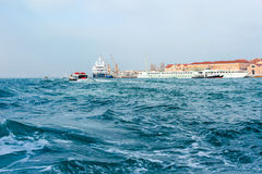 Port Wenecja Obraz Stock