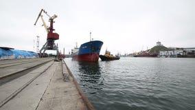 Port wewnątrz zdjęcie wideo