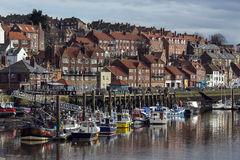 Whitby - North Yorkshire - England Stock Photography