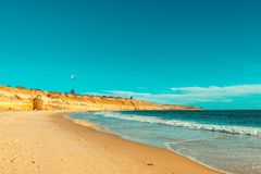 Port Willunga Beach, Adelaide Royalty Free Stock Images