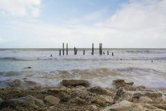 Port Willunga, Fleurieu Peninsula, South Australia Stock Images