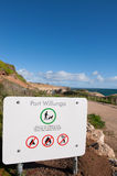 Port Willunga Royalty Free Stock Image