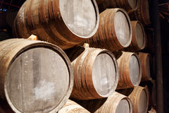 Port wine from the vineyards Douro Valley in Portugal Stock Photo
