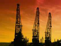 port załadunku Zdjęcie Stock