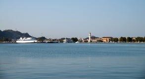 Port Zakynthos & x28; Zante& x29; , grek Zdjęcia Royalty Free