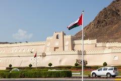 Porta à cidade velha de Muttrah, Omã Imagem de Stock