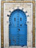 Porta árabe foto de stock royalty free