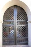 Porta árabe Fotografia de Stock Royalty Free
