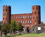 porta Τορίνο palatina της Ιταλίας Στοκ Εικόνες