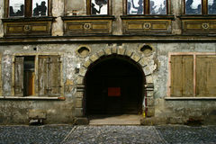 Porta #1 Imagem de Stock Royalty Free