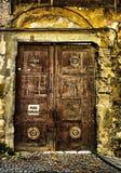 A porta Imagem de Stock